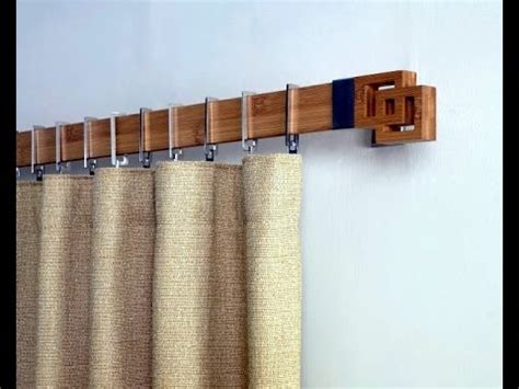 diy easy curtain creative unique rods and finals