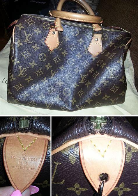super fake authentic louis vuitton bag authentication examples   love pinterest