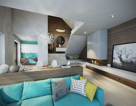 Living Room Birds Eye View by Birds Eye View Of A House Plan