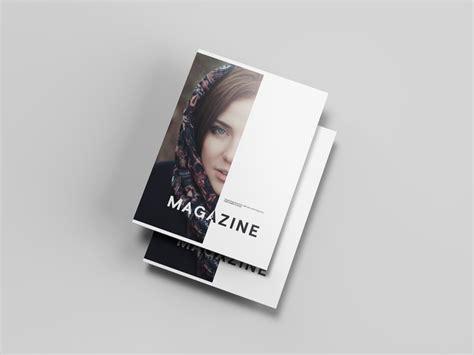 Magazine Mockup Letter Size Magazine Mockup