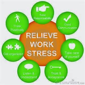 Ways to Reduce Stress at Work