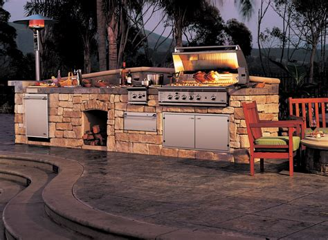 Dc Backyard Bbq by Dcs Barbecue Grills Las Vegas Outdoor Kitchen