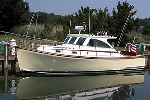 Wilbur Yachts 31 - Downeast Style Boats - Downeast Style Boats