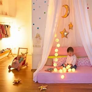 Kinderzimmer Wandgestaltung Ideen : die besten 25 lichterkette kinderzimmer ideen auf pinterest lichterkette selber machen ~ Orissabook.com Haus und Dekorationen