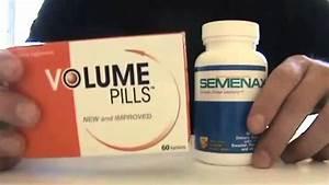 Semenax vs Volume Pills Comparison- Which One is Best?