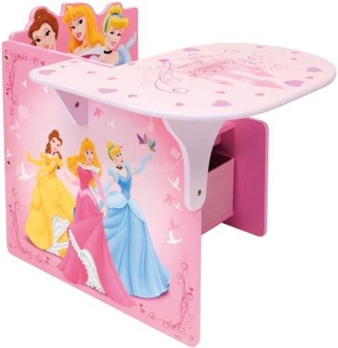 bureau princesse princess banc enfants bureau bois disney deskchair