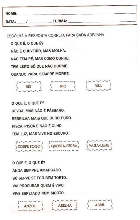 blog da prof katia adivinhas