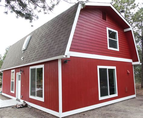 Red Barn Tiny House Images  Joy Studio Design Gallery