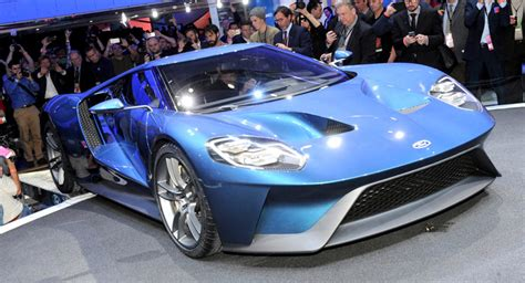 About 2016 Ford Gt (specs, Price, Release