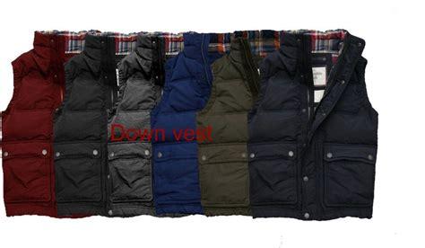 High Quality Down Jacket Men's Vests, Sleeveless Jacket