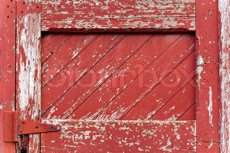 worn barn door  wooden fence gate  chipped
