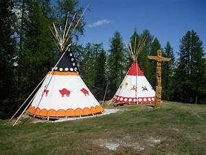Zelt Der Indianer : bemalung von tipis zeltwelt ~ Watch28wear.com Haus und Dekorationen