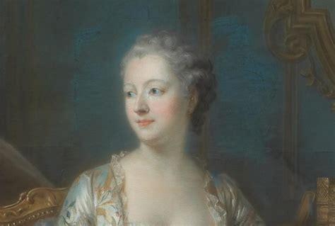 maurice quentin delatour la marquise de pompadour madame de pompadour chateau louis xv