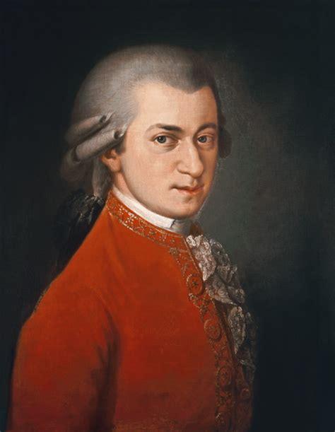Portrait of Wolfgang Amadeus Mozart (175 - Barbara Krafft ...