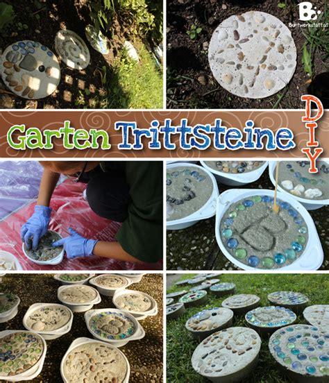 Trittsteine Für Den Garten  Anleitung Zum Selbermachen