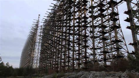 russian woodpecker chernobyl  duga duga chernobyl  oth