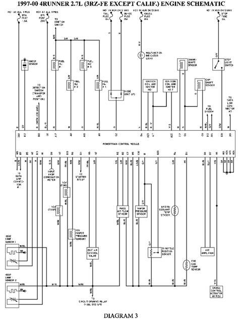 Toyotum 4runner Wiring Schematic by 1991 Toyota 4runner V6 Engine Diagram Downloaddescargar