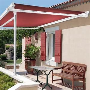 freistehende markise fur holz das beste aus wohndesign With markise balkon mit teuerste tapete der welt