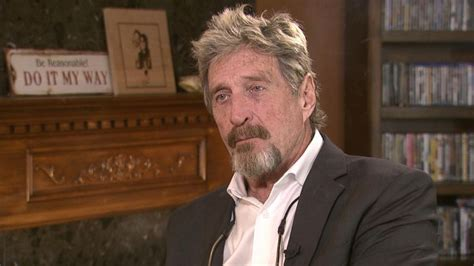 The Rise, And Fall, And Rise Of John Mcafee, From Tech