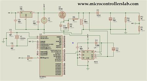 Buck Boost Converter With Pic Microcontroller