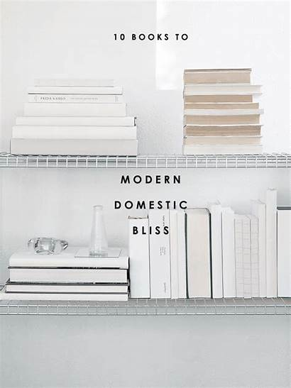 Books Modern Domestic Aesthetics Bliss Suzanne Words