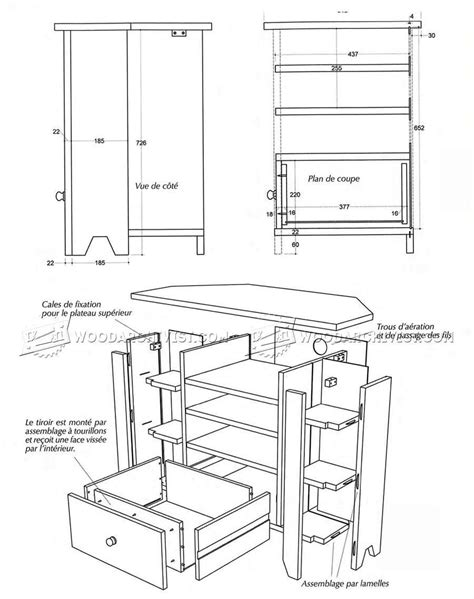 corner tv stand plans woodarchivist