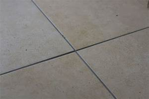 For those who have tiled floors how do you keep your for Cream floor tiles with grey grout
