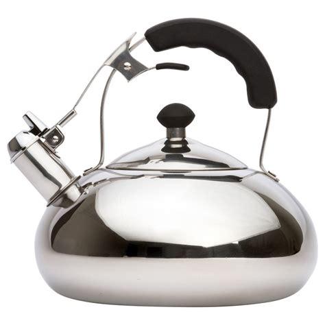 choose   tea kettle  gas stove