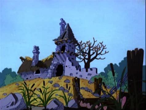 the smurfs christmas carol gargamel 39 s castle smurfs wiki