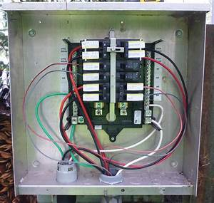 Electrical Backup Power