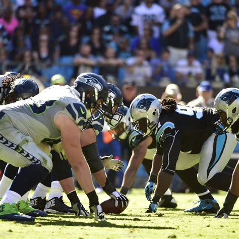 panthers  seahawks complete divisional  preview