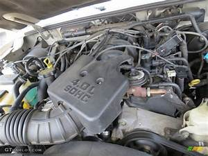 2001 Ford Ranger Xlt Supercab 4 0 Liter Sohc 12 Valve V6 Engine Photo  69644290