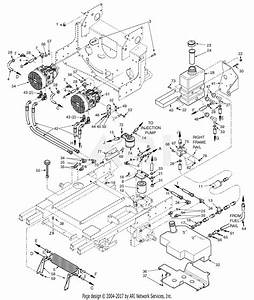 26 Scag Turf Tiger Parts Diagram