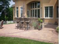 lovely patio design with pavers ideas Stone patio ideas plans, round patio designs round paver patio designs. Interior designs Artflyz.com