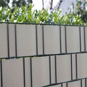 Sichtschutz Für Doppelstabmattenzaun : pvc sichtschutzstreifen doppelstabmattenzaun aluminium ~ Michelbontemps.com Haus und Dekorationen