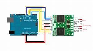 Arduino Uno Wiring Diagram