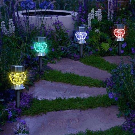 christmas solar walkway lights solar led landscape lights reviews solar lights landscape