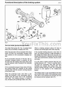 Fiat Kobelco W50 W60 W70 Repair Manual  Wheel Excavator