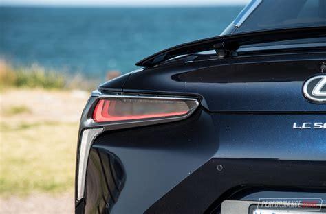 2017 Lexus Lc 500 Review (video) Performancedrive