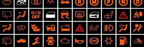 Kia Sportage Dashboard Warning Lights Symbols Circuit
