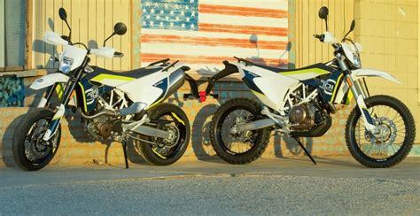 Husqvarna Supermoto 701 Modification by Dual Sport Motorcycles Cycle News