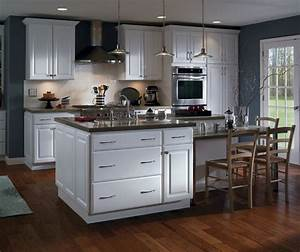 Design gallery kitchen cabinetry color finish photos for Kitchen colors with white cabinets with download love stickers