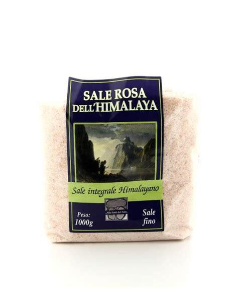 Lade Di Sale Dell Himalaya Prezzi by Sale Integrale Rosa Dell Himalaya Alle Fonti Sale