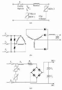Phase Converter Wiring Diagram Phase Converter Schematic