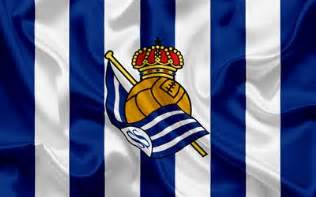 wallpapers real sociedad football club emblem