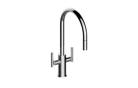 sospiro contemporary  handle single hole kitchen faucet kitchen graff