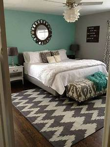 45 beautiful and elegant bedroom decorating ideas With stunning accent wall color ideas for bedroom