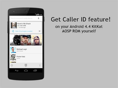 caller id app for android get new dialer phone app apk with caller id