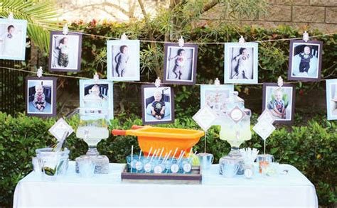 10 1st Birthday Party Ideas For Boys