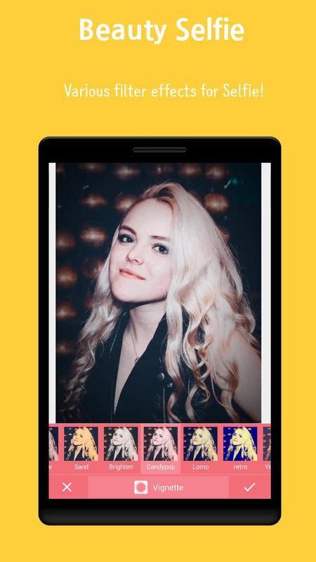 beauty selfie photo editor apk